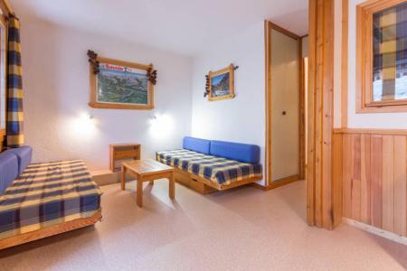 Rent in ski resort Studio cabin 5 people (AVH15) - La Résidence les Avrières Haut - Montchavin La Plagne