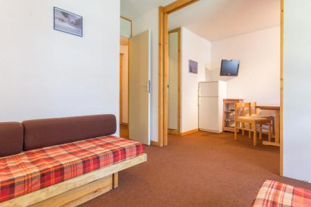 Rent in ski resort Divisible studio 3 people (AVH1) - La Résidence les Avrières Haut - Montchavin La Plagne
