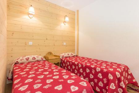 Rent in ski resort Studio cabin 5 people (27) - La Résidence les Avrières Haut - Montchavin La Plagne - Living room