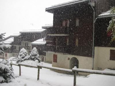 Location Montchavin - La Plagne : La Résidence les Côtes hiver
