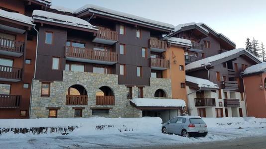 Location au ski Studio 4 personnes (020) - La Résidence les Pentes - Montchavin - La Plagne