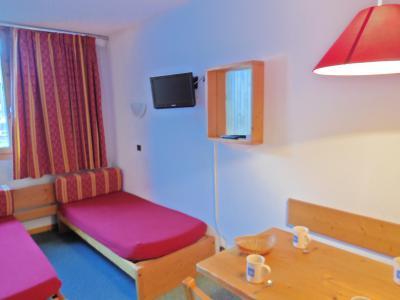 Location au ski Studio 4 personnes (008) - La Résidence les Pentes - Montchavin - La Plagne