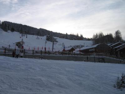 Location au ski Studio 4 personnes (006) - La Résidence les Pentes - Montchavin La Plagne
