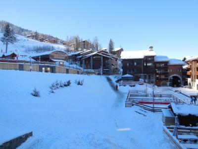 Location au ski Studio 4 personnes (008) - La Résidence les Pentes - Montchavin La Plagne