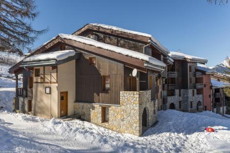 Location au ski La Résidence les Pentes - Montchavin La Plagne