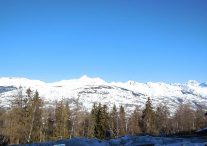 Location au ski Studio 4 personnes (020) - La Résidence les Pentes - Montchavin La Plagne