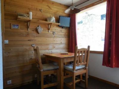 Location au ski Studio 2 personnes (744) - La Résidence les Pentes - Montchavin - La Plagne - Appartement