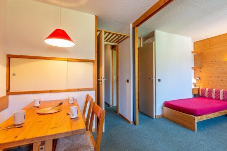 Location au ski Studio 4 personnes (008) - La Résidence les Pentes - Montchavin La Plagne - Appartement