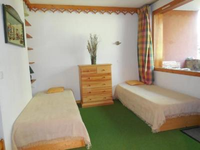 Location au ski Studio 4 personnes (412) - La Résidence les Pentes - Montchavin - La Plagne - Appartement