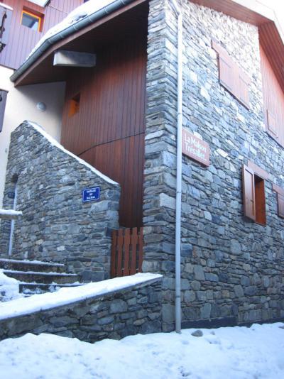Rent in ski resort Maison Tresallet - Montchavin La Plagne