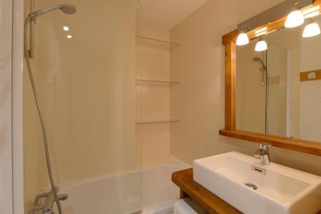 Rent in ski resort 2 room apartment 6 people (206) - Maison Tresallet - Montchavin La Plagne