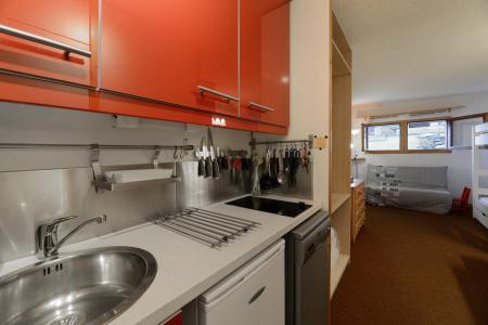 Rent in ski resort Studio 3 people (103) - Maison Tresallet - Montchavin La Plagne