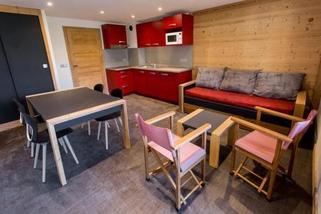 Location au ski Appartement 3 pièces 5 personnes (316) - Residence Baccara I - Montchavin - La Plagne