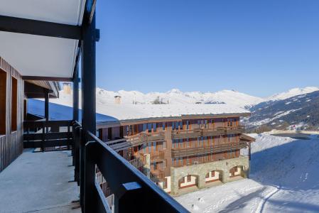Аренда на лыжном курорте Апартаменты 3 комнат 6 чел. (424) - Résidence Backgammon - Montchavin La Plagne