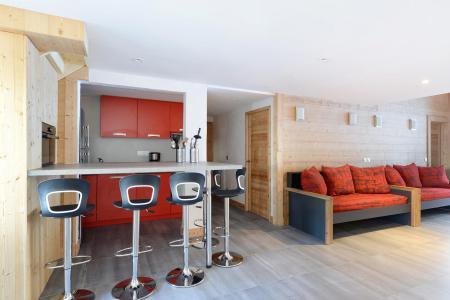 Аренда на лыжном курорте Апартаменты 6 комнат 15 чел. (415) - Résidence Backgammon - Montchavin La Plagne