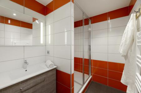 Аренда на лыжном курорте Апартаменты 3 комнат 7 чел. (217) - Résidence Backgammon - Montchavin La Plagne