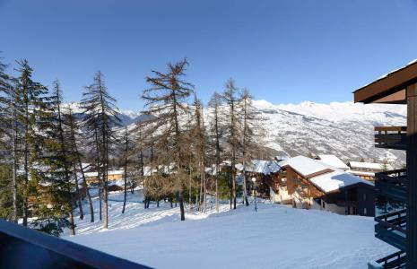 Аренда на лыжном курорте Апартаменты 3 комнат 7 чел. (417) - Résidence Backgammon - Montchavin La Plagne