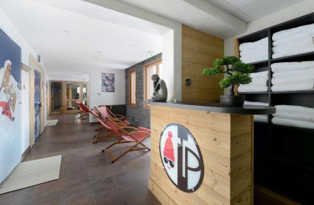 Аренда на лыжном курорте Апартаменты 2 комнат 5 чел. (101) - Résidence Backgammon - Montchavin La Plagne
