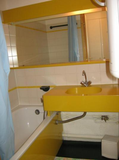 Location au ski Appartement 2 pièces 6 personnes (102E) - Residence Bilboquet - Montchavin - La Plagne