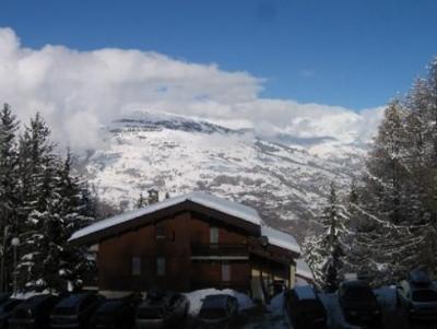 Location au ski Studio 4 personnes (114) - Residence Bilboquet - Montchavin - La Plagne