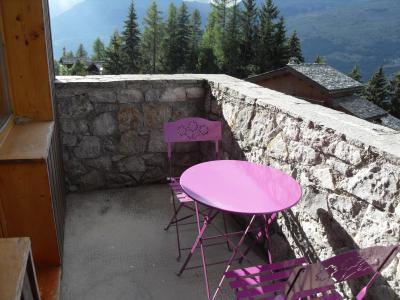 Location au ski Appartement 2 pièces 4 personnes (110) - Résidence Bilboquet - Montchavin - La Plagne