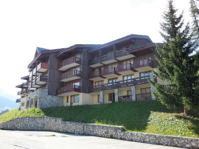 Location au ski Studio 4 personnes (112) - Résidence Bilboquet - Montchavin La Plagne