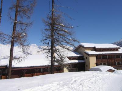 Location La Plagne : Résidence Bilboquet hiver