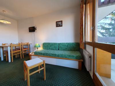Location au ski Studio 4 personnes (114) - Résidence Bilboquet - Montchavin La Plagne