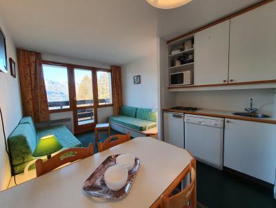 Location au ski Studio 4 personnes (114) - Résidence Bilboquet - Montchavin La Plagne - Appartement