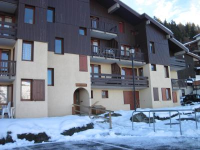 Location Montchavin : Residence Chardonnet hiver