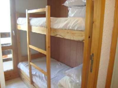Location au ski Studio cabine 3 personnes (018) - Residence La Boussole - Montchavin - La Plagne