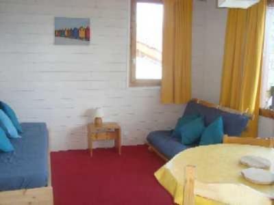 Location au ski Studio cabine 3 personnes (018) - Résidence la Boussole - Montchavin - La Plagne