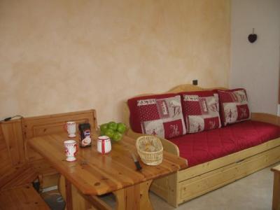 Location au ski Studio 2 personnes (001) - Résidence la Boussole - Montchavin - La Plagne - Appartement