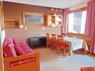 Аренда на лыжном курорте Апартаменты 2 комнат 5 чел. (046) - Résidence la Clé - Montchavin La Plagne - Салон