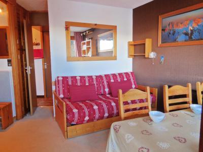 Аренда на лыжном курорте Апартаменты 2 комнат 5 чел. (046) - Résidence la Clé - Montchavin La Plagne - Диван кровать