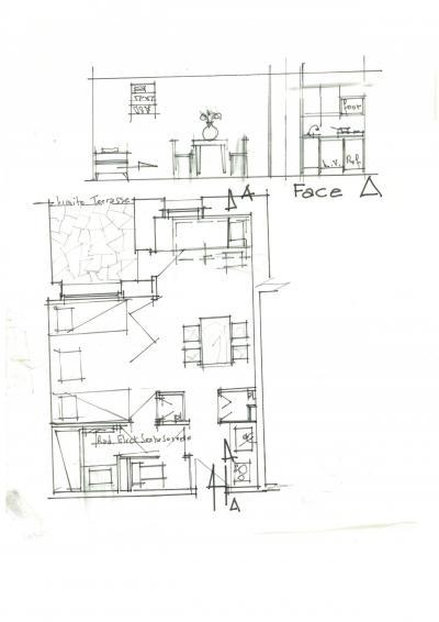 Аренда на лыжном курорте Квартира студия для 4 чел. (033) - Résidence la Clé - Montchavin La Plagne - план