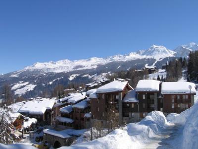 Vacances en montagne Résidence la Clé - Montchavin La Plagne - Extérieur hiver
