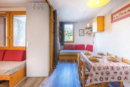 Аренда на лыжном курорте Квартира студия для 4 чел. (033) - Résidence la Clé - Montchavin La Plagne