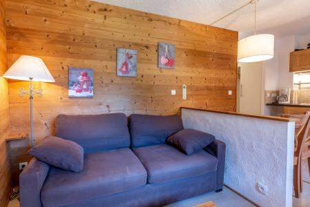 Аренда на лыжном курорте Квартира студия кабина для 5 чел. (039) - Résidence la Clé - Montchavin La Plagne