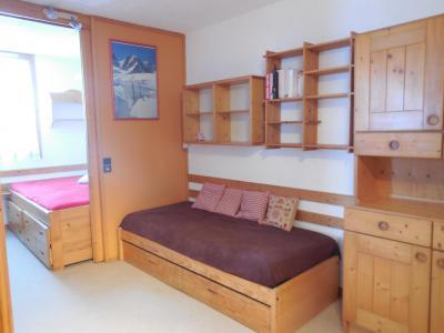 Location au ski Appartement 2 pièces 5 personnes (046) - Résidence la Clé - Montchavin La Plagne - Banquette