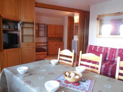 Location au ski Appartement 2 pièces 5 personnes (046) - Résidence la Clé - Montchavin La Plagne - Table