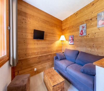 Аренда на лыжном курорте Квартира студия кабина для 5 чел. (039) - Résidence la Clé - Montchavin La Plagne - Сиденье банкетка