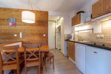 Аренда на лыжном курорте Квартира студия кабина для 5 чел. (039) - Résidence la Clé - Montchavin La Plagne - Кухня