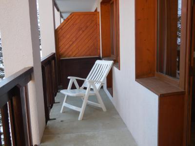 Rent in ski resort 2 room apartment 5 people (206) - Résidence la Marelle - Montchavin La Plagne