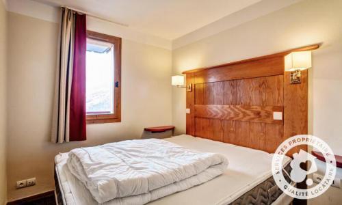 Location au ski Appartement 2 pièces 5 personnes (-2) - Résidence la Marelle et Le Rami - Maeva Home - Montchavin La Plagne - Extérieur hiver