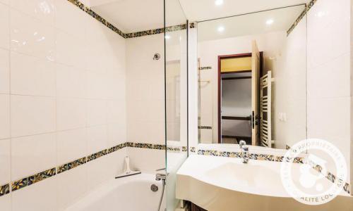 Location au ski Appartement 2 pièces 5 personnes (Sélection 28m²-2) - Résidence la Marelle et Le Rami - Maeva Home - Montchavin La Plagne - Extérieur hiver
