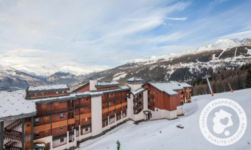 Location au ski Résidence la Marelle et Le Rami - Maeva Home - Montchavin La Plagne - Extérieur hiver
