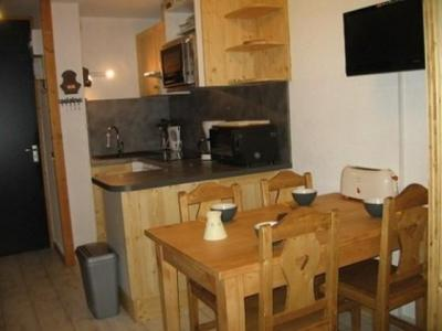 Location au ski Studio 4 personnes (654) - Residence La Traverse - Montchavin - La Plagne