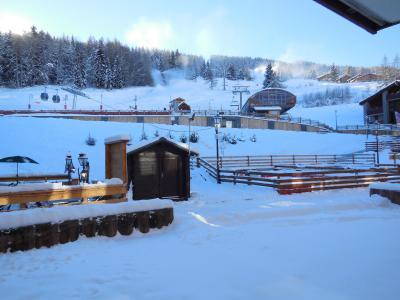 Location au ski Studio 4 personnes (715) - Résidence la Traverse - Montchavin - La Plagne