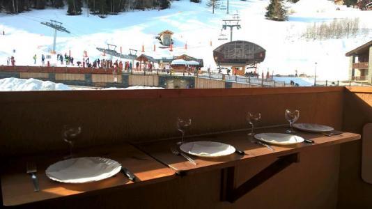 Location au ski Studio 4 personnes (068) - Résidence la Traverse - Montchavin - La Plagne